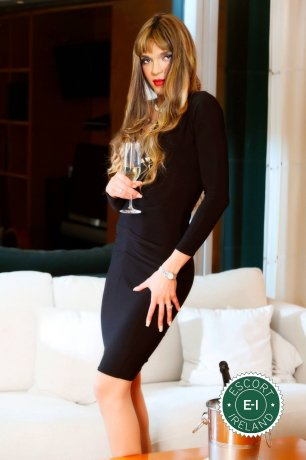 Book a meeting with Gorgeous TV Arielle in Belfast City Centre today