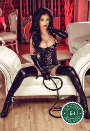 Mistress Anastasia is a sexy Greek Domination in Dublin 18