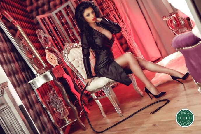 Mistress Anastasia is a very popular Greek Domination in Dublin 18