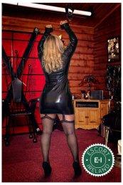 Sofia Dominatrix  is a super sexy Brazilian Domination in Longford Town