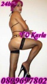 Karla TV - escort in Dublin City Centre South