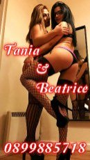 Tania & Beatrice is a top quality Italian Escort in IFSC