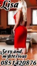 Lisa is a sexy Hungarian Escort in Ringsend