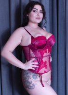 Curvy Nina - escort in Athlone
